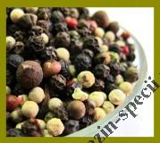 Перец (черный, красный, белый, зеленый, душистый)