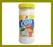 Соль пищевая каменная (500г)