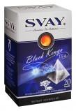 Черный чай в пирамидках Svay Black Kenya (Черный Кения), 20*2.5г