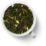 Gutenberg Китайский зеленый классический элитный чай  с жасмином МОЛИ ХУА ЧА 100г