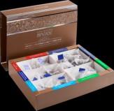 Набор чай в пирамидках Svay Elite Collection (Цейлонский,Кенийский,Цейлонский с чабрецом,Зеленый китайский, Зеленый китайский с жасмином), 40*2.5г
