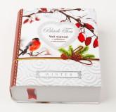 Чай Времена Года Зима Черный с имбирем и шоколадом,125г
