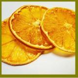 Апельсин сушеный кольцами, дольками, для декора, 50г