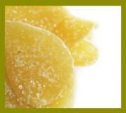 Имбирь цукаты (слайсы), 30г