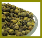 Перец зеленый горошек, 250г