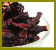 Каркаде гибискус цветки, 130г