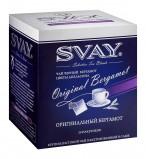 Чай Svay Original Bergamot Черный с бергамотом, цветками апельсина, 20*2г