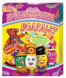 Пасхальный набор для семейного творчества МОДЕЛЬЕР (краска для яиц)